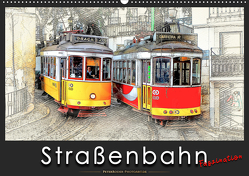 Straßenbahn Faszination (Wandkalender 2019 DIN A2 quer) von Roder,  Peter