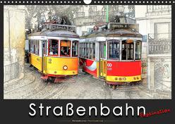 Straßenbahn Faszination (Wandkalender 2019 DIN A3 quer) von Roder,  Peter