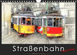 Straßenbahn Faszination (Wandkalender 2019 DIN A4 quer) von Roder,  Peter