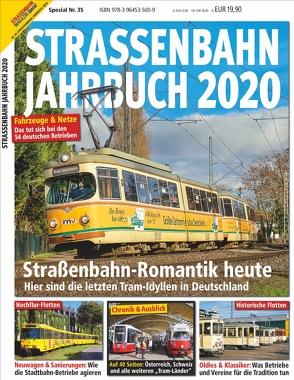 STRASSENBAHN JAHRBUCH 2020