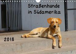 Straßenhunde 2018 (Wandkalender 2018 DIN A4 quer) von Gerken,  Jochen
