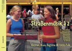 Straßenmusik à 2, Band 1 von Heger,  Uwe