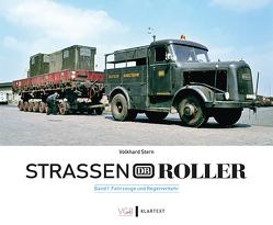 Straßenroller der Deutschen Bundesbahn Bd. 1 von Stern,  Volkhard