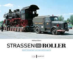 Straßenroller der Deutschen Bundesbahn Bd. 2 von Stern,  Volkhard