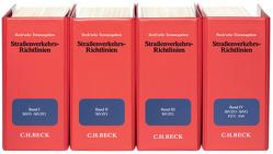 Straßenverkehrs-Richtlinien von Herber,  Franz-Rudolf