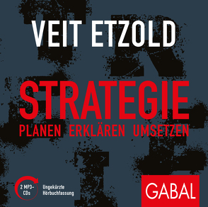 Strategie von Etzold,  Veit, Godec,  Sabina, Grauel,  Heiko