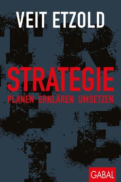 Strategie von Etzold,  Veit