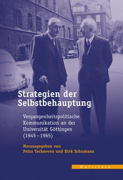 Strategien der Selbstbehauptung von Schumann,  Dirk, Terhoeven,  Petra