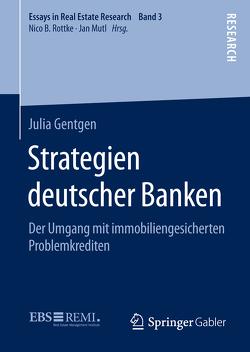 Strategien deutscher Banken von Gentgen,  Julia