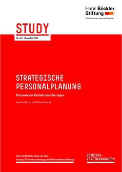 Strategische Personalplanung von Giertz,  Jan-Paul, Stracke,  Stefan
