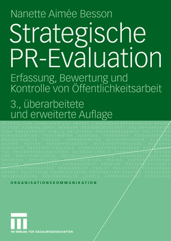 Strategische PR-Evaluation von Besson,  Nanette