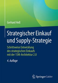 Strategischer Einkauf und Supply-Strategie von Hess,  Gerhard