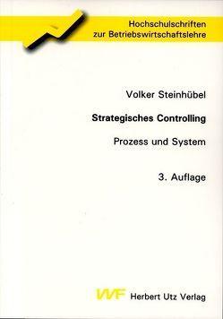 Strategisches Controlling von Steinhübel,  Volker