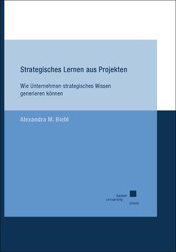 Strategisches Lernen aus Projekten von Biebl,  Alexandra M.