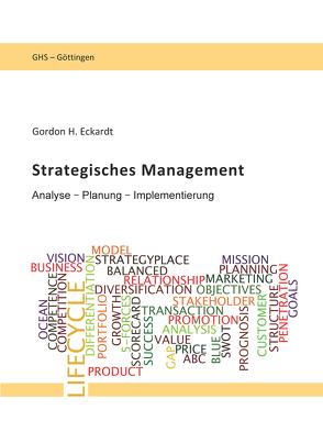 Strategisches Management von Eckardt,  Gordon