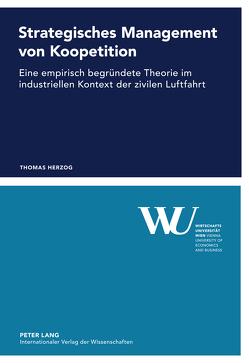 Strategisches Management von Koopetition von Herzog,  Thomas