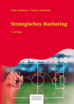 Strategisches Marketing von Backhaus,  Klaus, Schneider,  Helmut