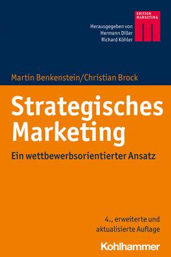 Strategisches Marketing von Benkenstein,  Martin, Diller,  Hermann, Köhler,  Richard