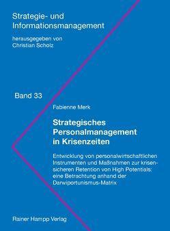 Strategisches Personalmanagement in Krisenzeiten von Merk,  Fabienne