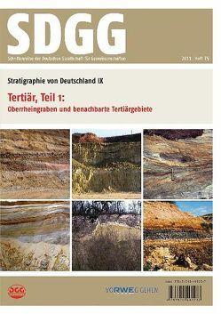 Stratigraphie von Deutschland IX von Grimm,  Kirsten I.