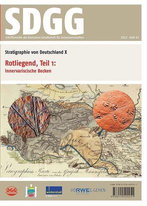 Stratigraphie von Deutschland X von Kowalczyk,  Gotthard, Lützner,  Harald