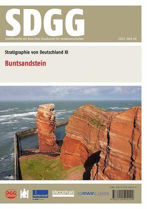 Stratigraphie von Deutschland XI: Buntsandstein von Lepper,  Jochen, Röhling,  Heinz-Gerd