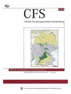 Stratigraphie von Deutschlang IV von Beutler,  Gerhard, Deutsche Stratigraphische Kommission