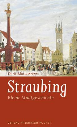 Straubing von Krenn,  Dorit-Maria