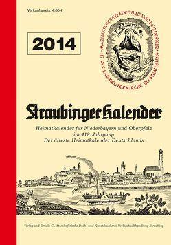 Straubinger Kalender 2014 von Krenn,  Dorit-Maria