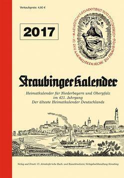 Straubinger Kalender 2017 von Krenn,  Dorit-Maria