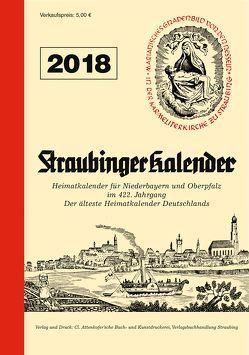 Straubinger Kalender 2018 von Krenn,  Dorit-Maria