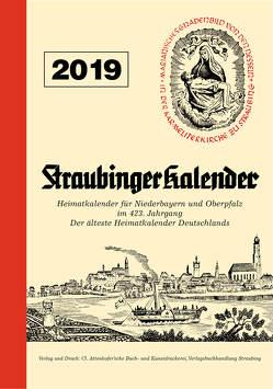 Straubinger Kalender 2019 von Krenn,  Dorit-Maria