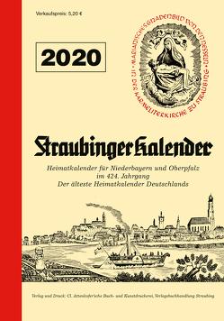 Straubinger Kalender 2020 von Krenn,  Dorit-Maria