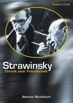 Strawinsky von Craft,  Robert, Strawinsky,  Igor