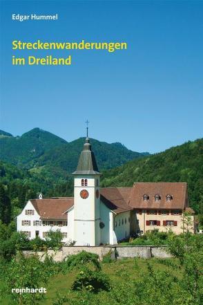 Streckenwanderungen im Dreiland von Hummel,  Edgar