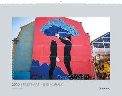 Street Art – Big Murals 2020 von Harker,  Michael