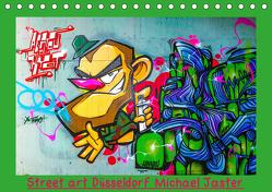 Street art Düsseldorf Michael Jaster (Tischkalender 2020 DIN A5 quer) von Jaster Fotografie Düsseldorf,  Michael