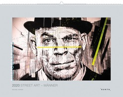 Street Art – Männer 2020 von Harker,  Michael