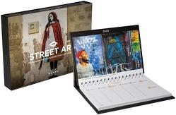 Street Art Tischkalender 2020