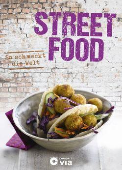 Street Food – So schmeckt die Welt von Martins,  Isabel, Müller,  Frank