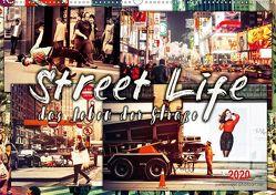 Street Life, das Leben der Straße (Wandkalender 2020 DIN A2 quer) von Roder,  Peter