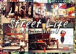 Street Life, das Leben der Straße (Wandkalender 2020 DIN A4 quer) von Roder,  Peter