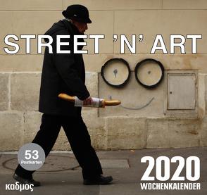 STREET 'N' ART (2020) von Burckhardt,  Wolfram