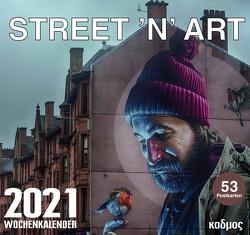 STREET 'N' ART (2021) von Burckhardt,  Wolfram