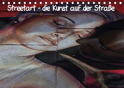 Streetart – die Kunst auf der Straße (Tischkalender 2020 DIN A5 quer) von Klesse,  Andreas