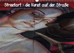 Streetart – die Kunst auf der Straße (Wandkalender 2020 DIN A3 quer) von Klesse,  Andreas