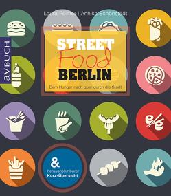 Streetfood Berlin von Fölmer,  Laura, Schönstädt,  Annika