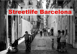 Streetlife Barcelona (Wandkalender 2020 DIN A2 quer) von Klesse,  Andreas