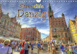 Streetlife Danzig (Wandkalender 2019 DIN A4 quer) von Michalzik,  Paul