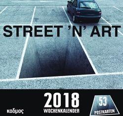 Street'n'Art (2018) von Burckhardt,  Wolfram